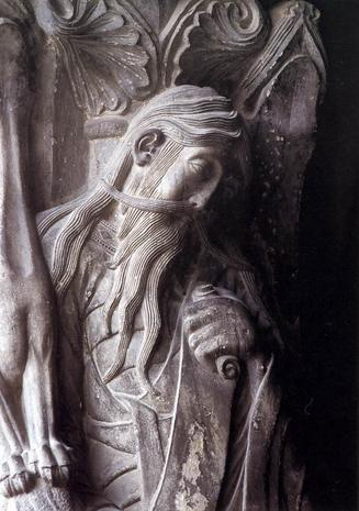 Statue of Jeremiah