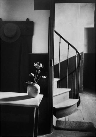 Photo by Andre Kertész titled Chez Mondrian