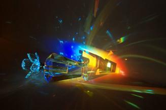 Shapes of Light, a photo by Bonnie Miretsky of Tucson, Arizona, U.S.A.