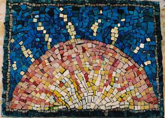 Sun of Justice mosaic