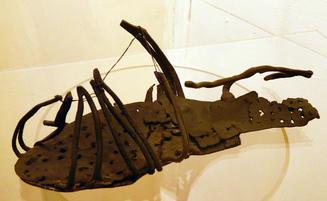picture of Roman sandal